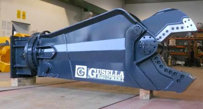 Ножницы Gusella для резки металлолома