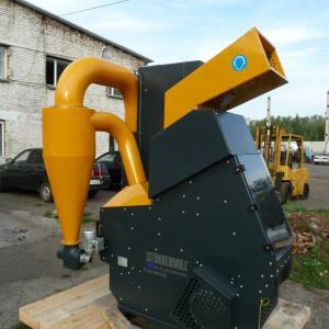 Гранулятор сепаратор для переработки кабеля