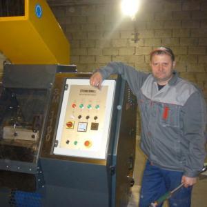 Баггер-Сервис запуск гранулятора Stokkermill SM 1100 EF