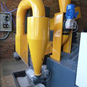 Система циклонов и фильтров оборудования Stokkermill