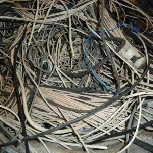 Сырье для переработки отходы кабельного завода