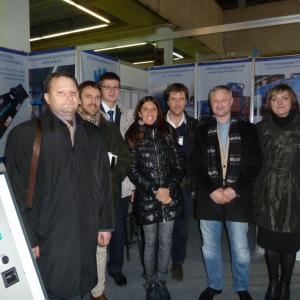 Баггер-Сервис с партнерами на выставке Металл-Экспо 2013