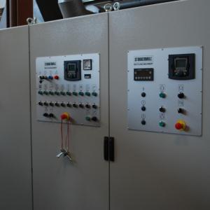 Электрический шкаф управления Stokkermill