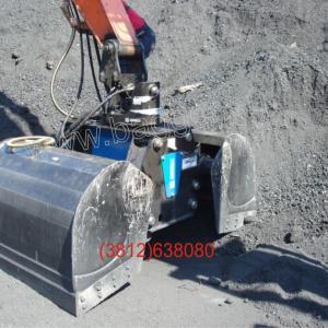 Грейфер GIE 2004 на погрузке угля