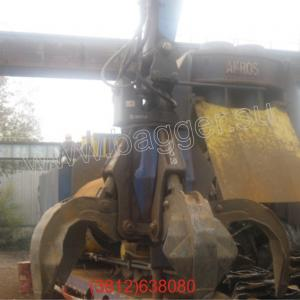 Грейфер для металлолома Gusella SCE 605