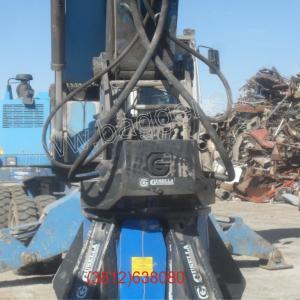 Грейфер для металлолома Gusella SCE 805 c ротатором 20 тонн