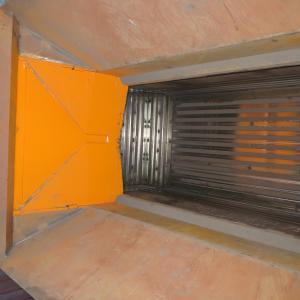 Камера прессования с плитами Hardox