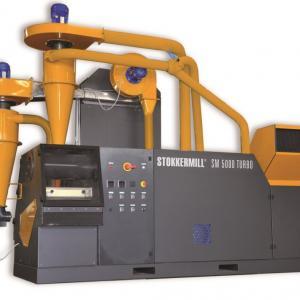 Гранулятор для переработки кабеля SM 5000 turbo